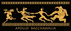 Apollo Bachanalia by Lem Luminarias