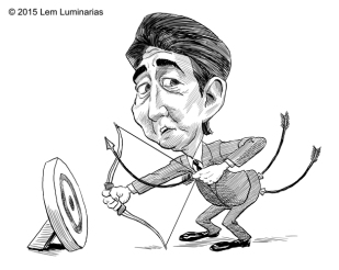 Three Arrows of Abenomics