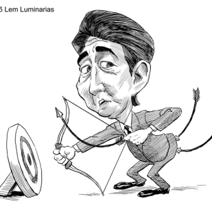 Three Arrows of Abenomics