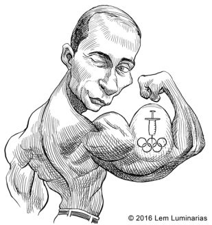 Putin and Russian Olympic Doping